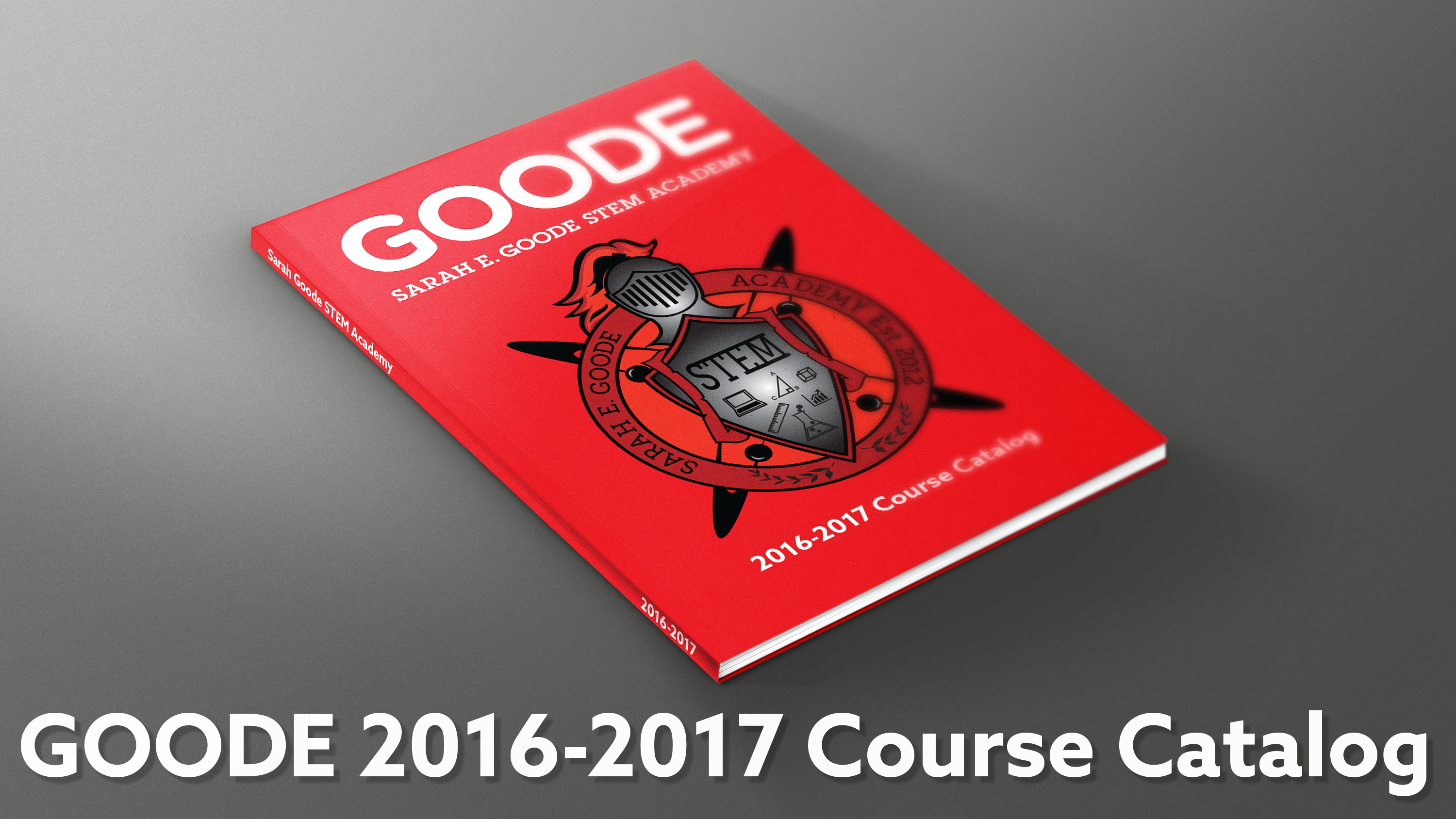GOODE 2016-2017 Course Catalog Now Available