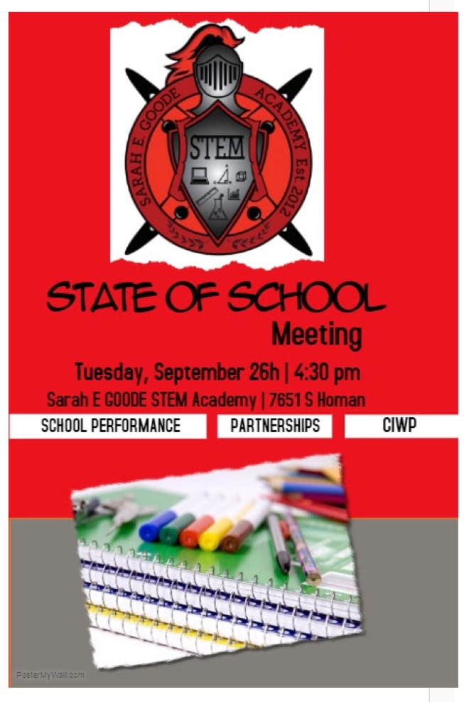 State of School Meeting