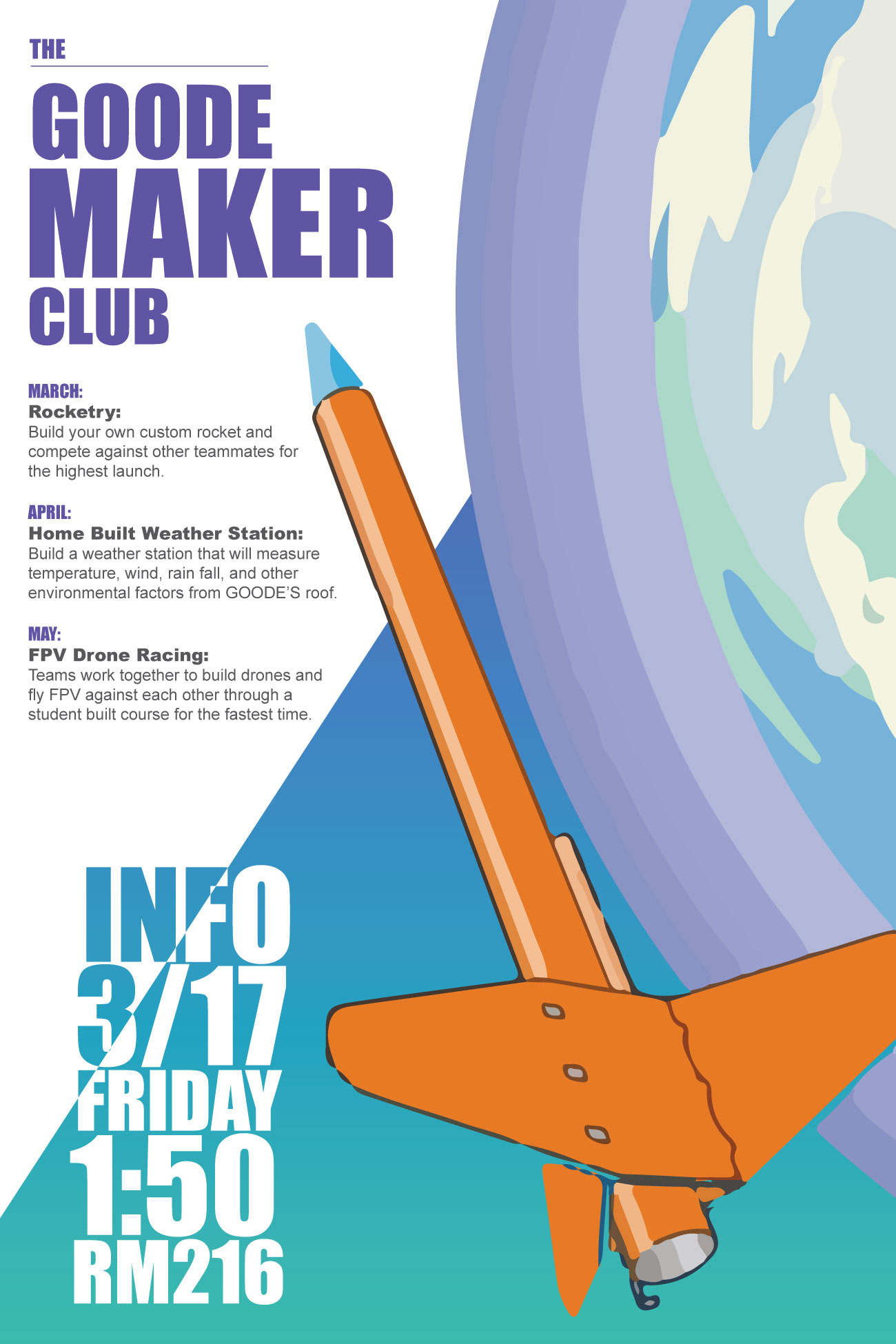 GOODE Maker Club Information Meeting